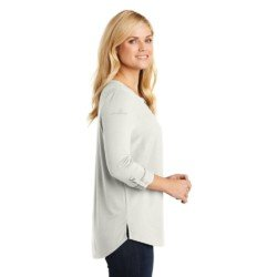 District Made Ladies Concept Henley Tunic
