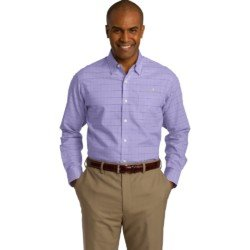 Red House Windowpane Plaid Non-Iron Shirt